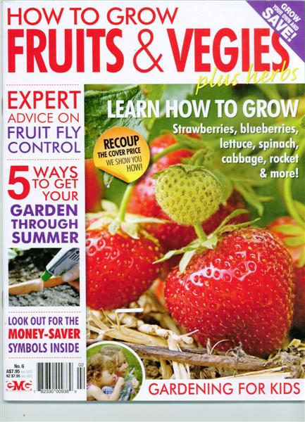 How to grow Fruits and Vegies
